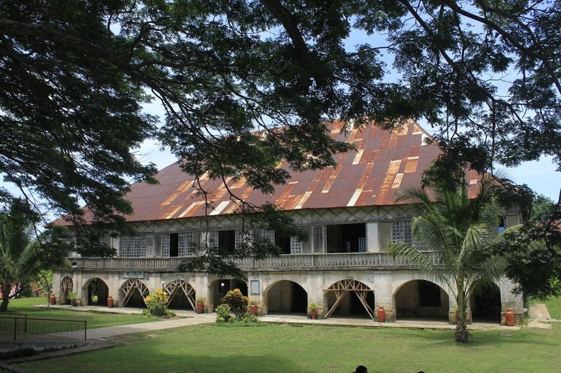 Old building in Siquijor Island