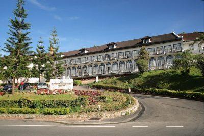 Exterior of the Cameron Highlands Resort