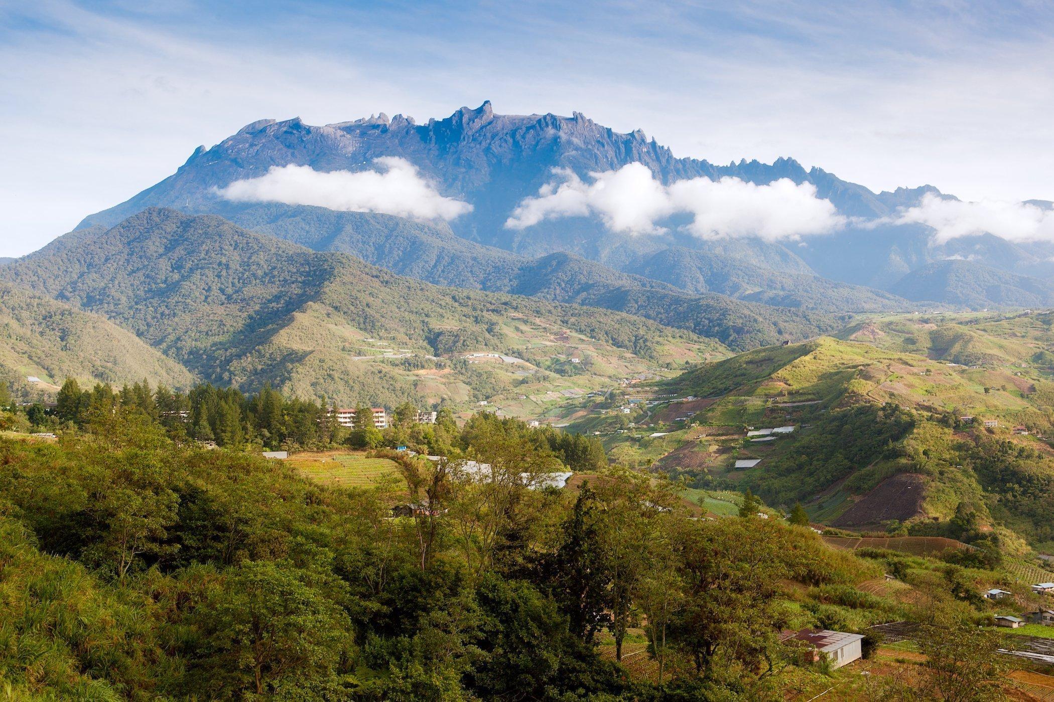 Mount Kinabalu Sabah Malaysia
