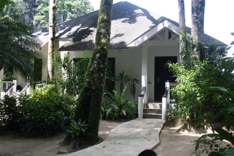 Garden Bungalow at the Lagen Island's El Nido Resorts