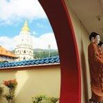 Buddha statues at Penang's Kek Lok Si Temple